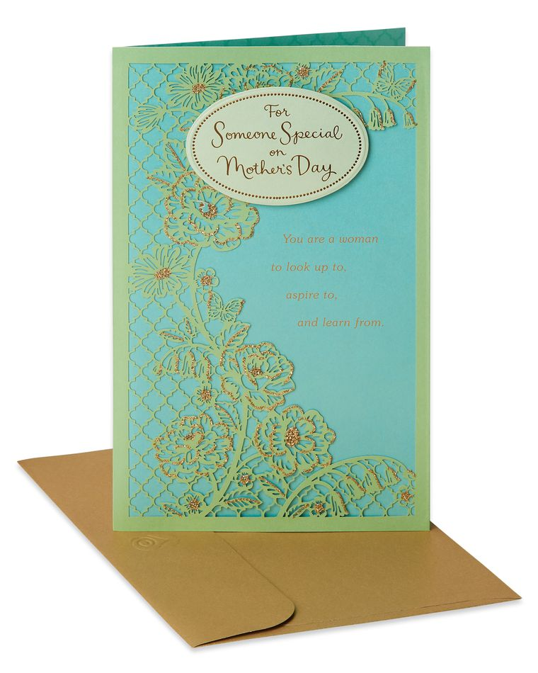 Someone Special Mother's Day Card