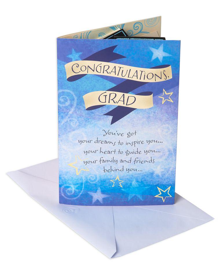 Special Graduation Card