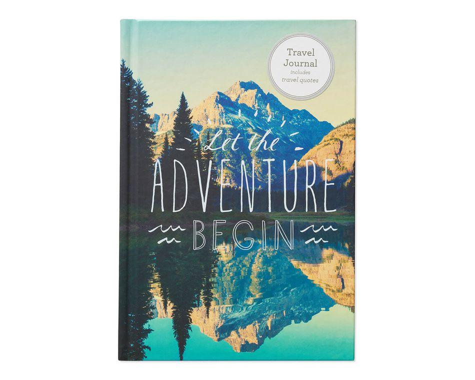 Eccolo Adventure Travel Journal