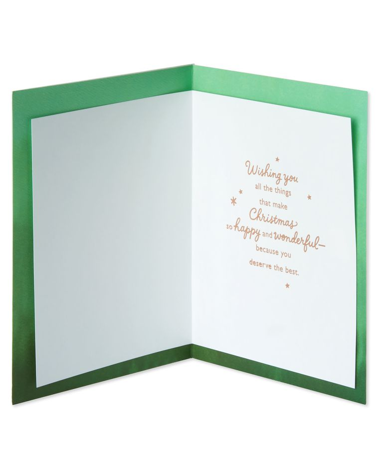 Jolly Happy Holidays Card