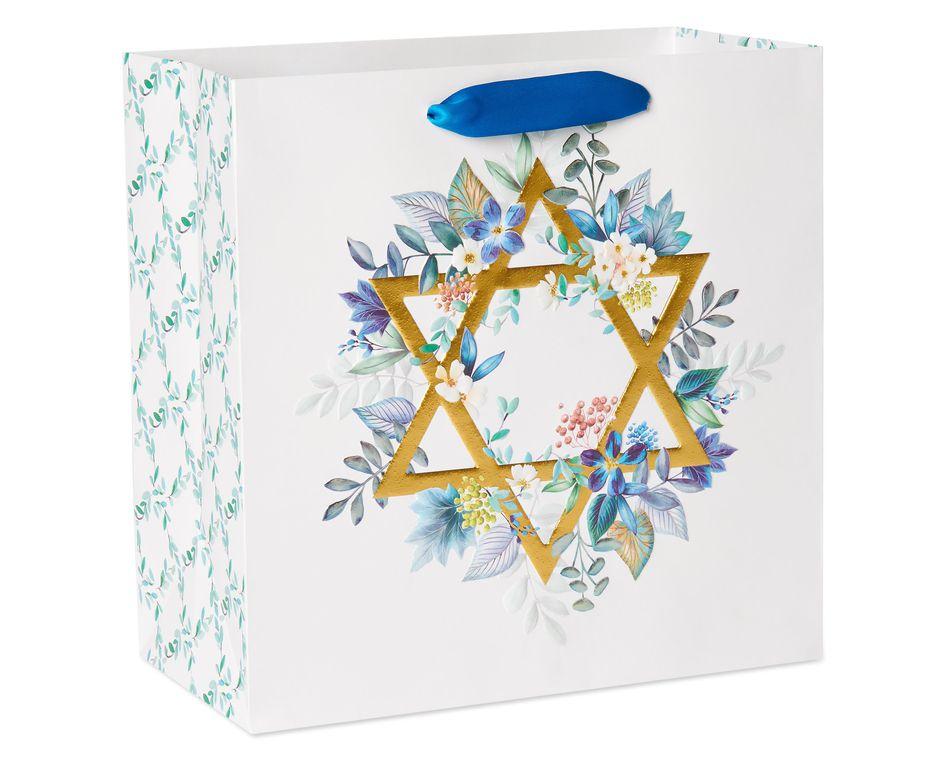 Large Hanukkah Gift Bag