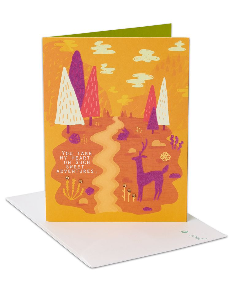 Sweet Adventures Thinking of You Card