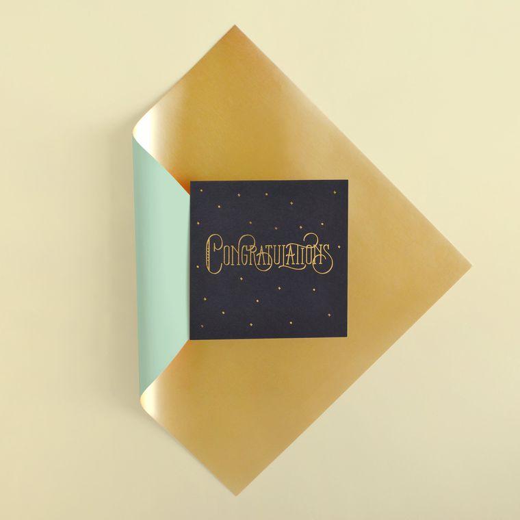Congratulations Graduation Card, 6-Count