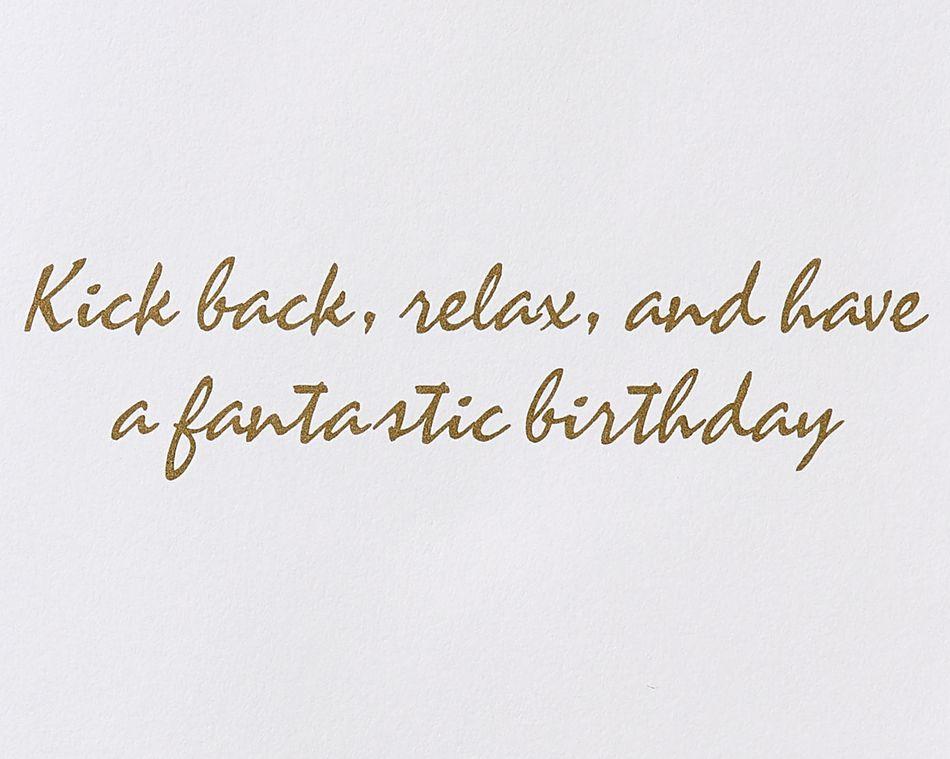 Mosaic Turtle Birthday Greeting Card