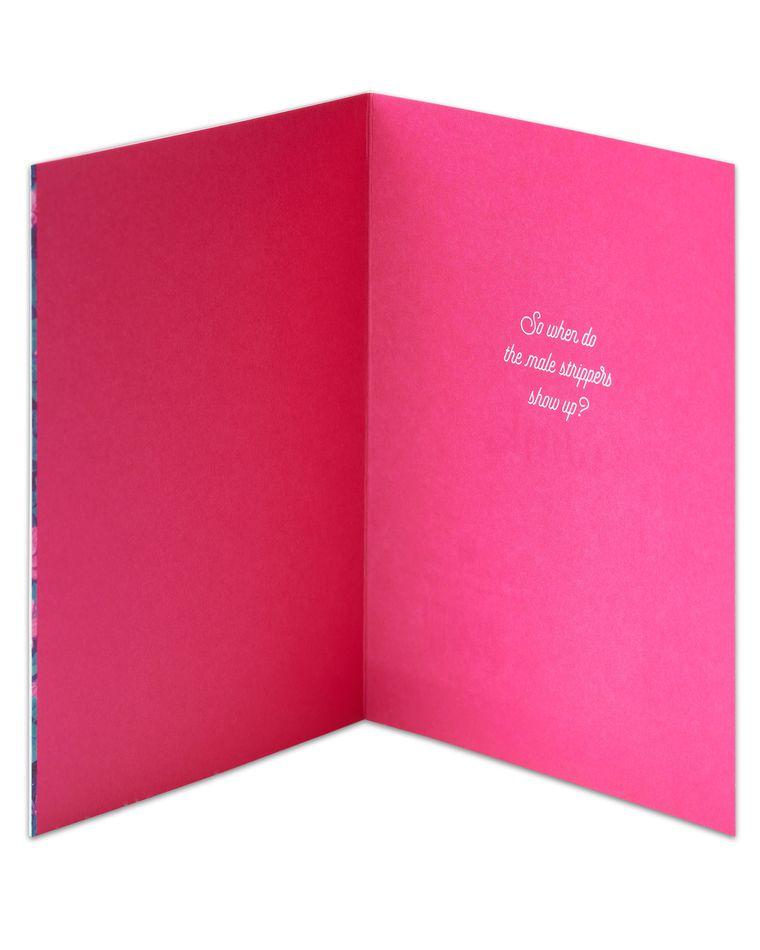 Floral Bridal Shower Card