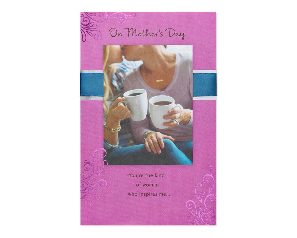 Wife to Wife Mother's Day Card