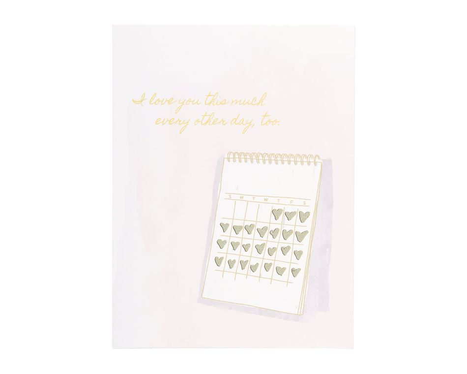 every day is mother's day card