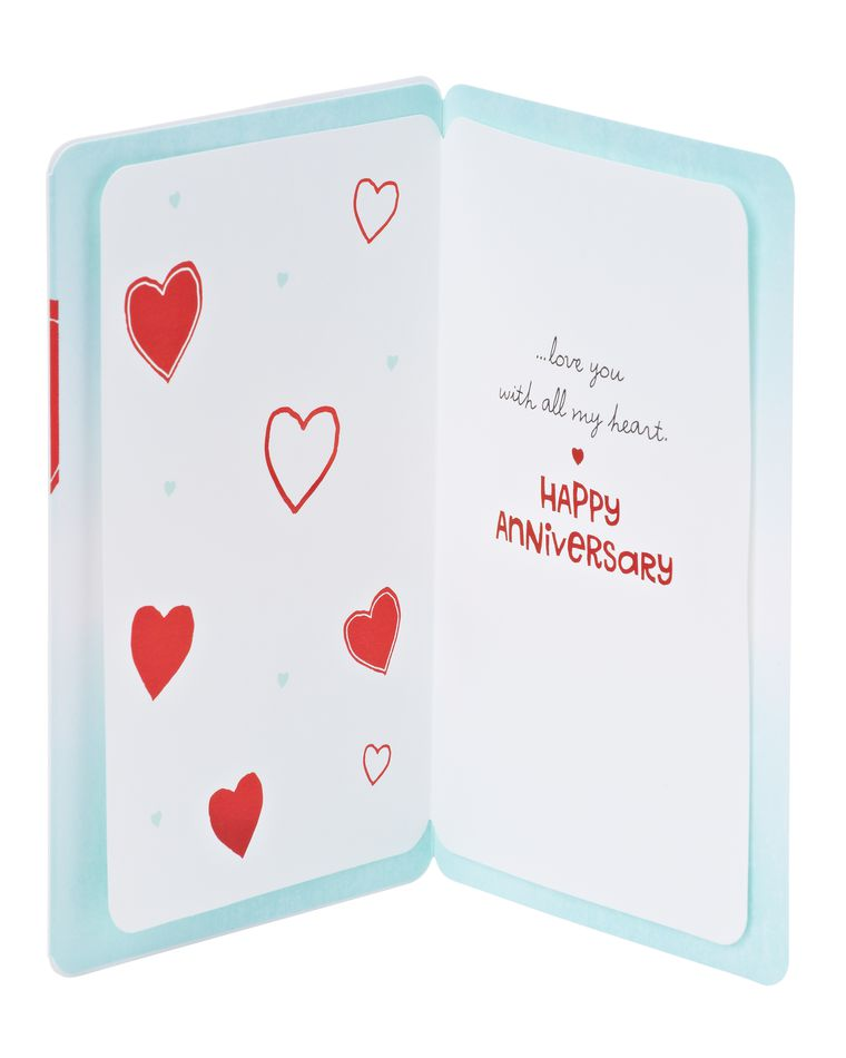 Always Anniversary Card