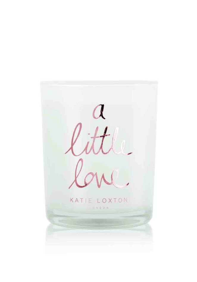 Katie Loxton A Little Love Candle