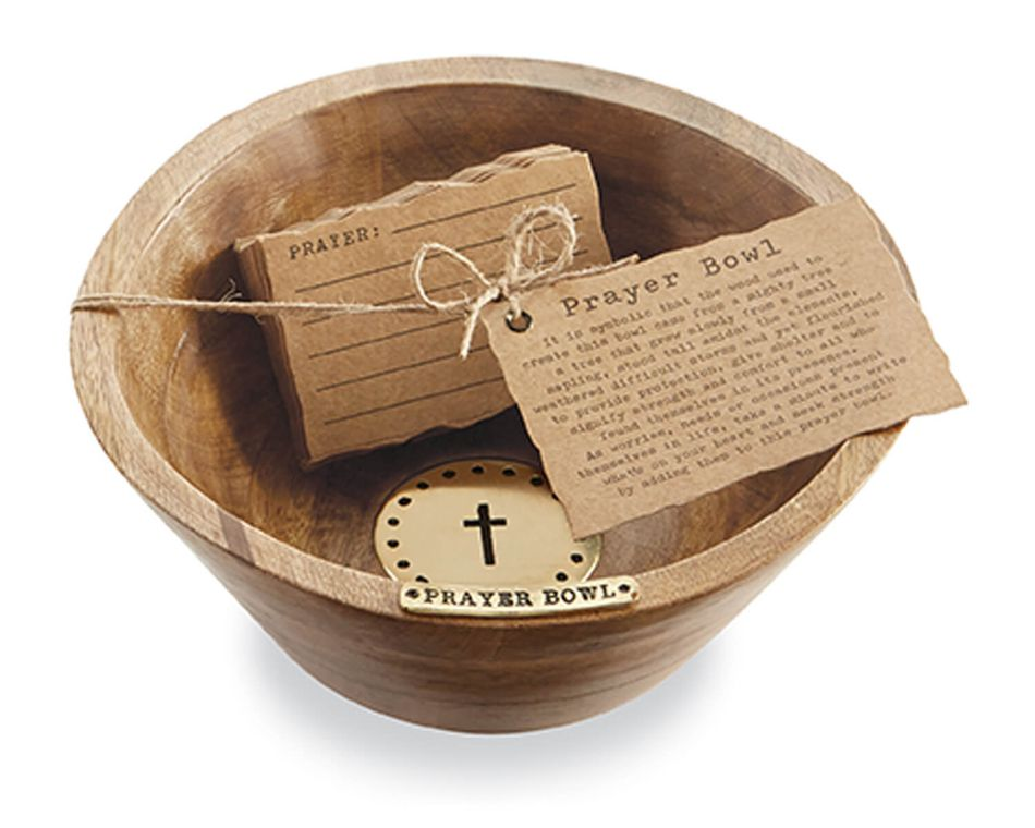 Mud Pie Prayer Bowl