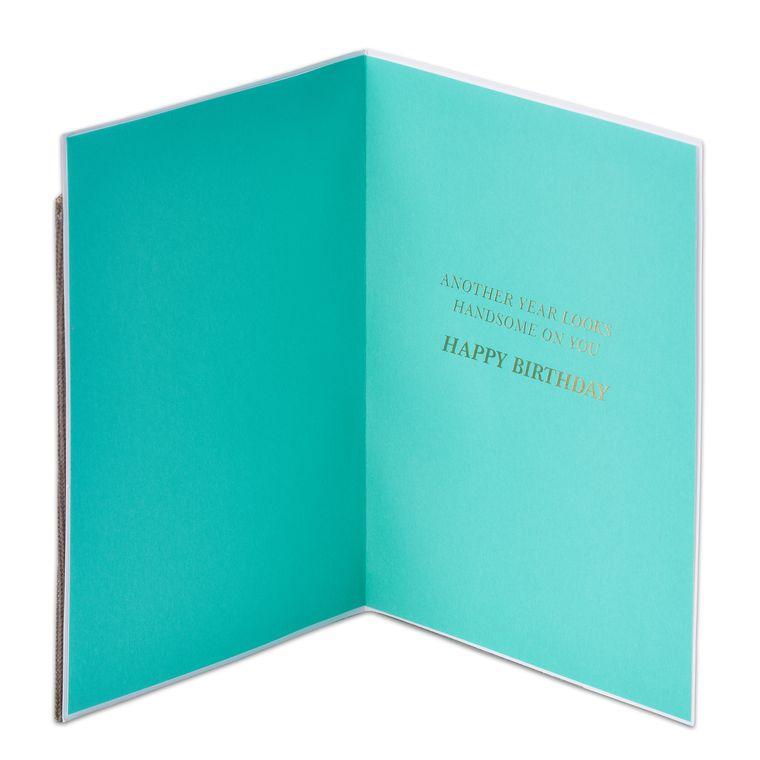 Handsome Birthday Greeting Card