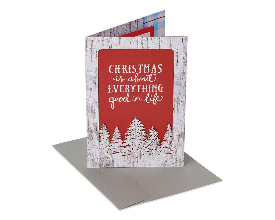 Everything Good Christmas Card