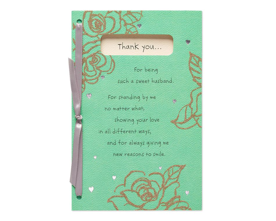 Grateful anniversary card for husband american greetings grateful anniversary card for husband m4hsunfo