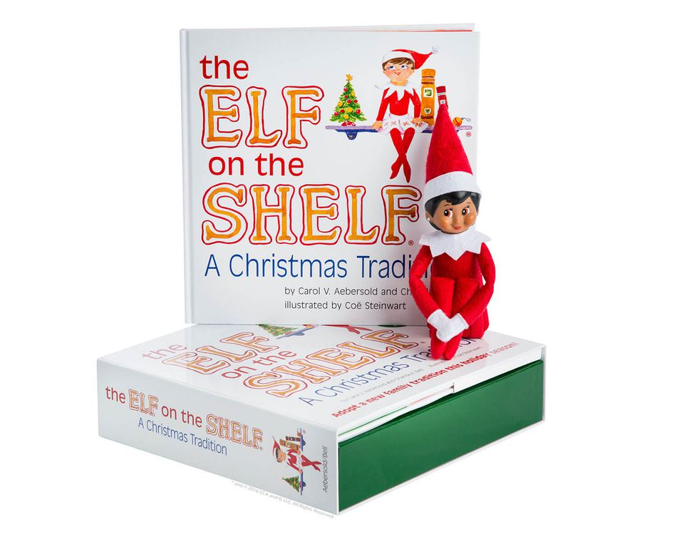 The Elf on the Shelf®, Girl Dark