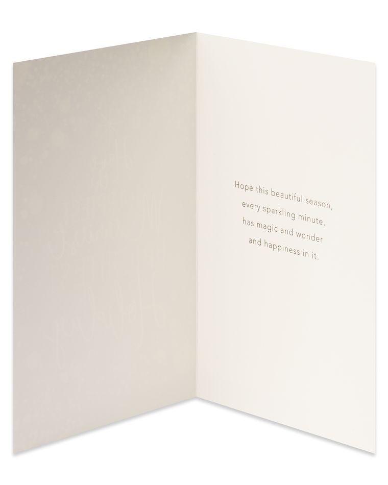 Happiest, Merriest, Brightest Christmas Boxed Cards, 14 Count