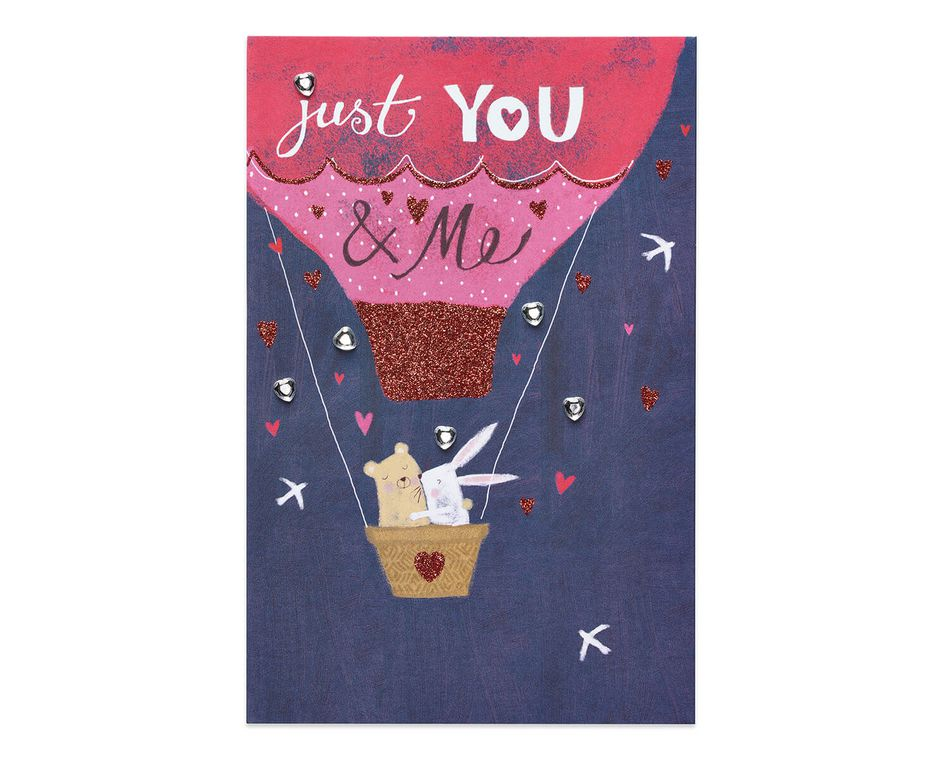 You & Me Anniversary Card