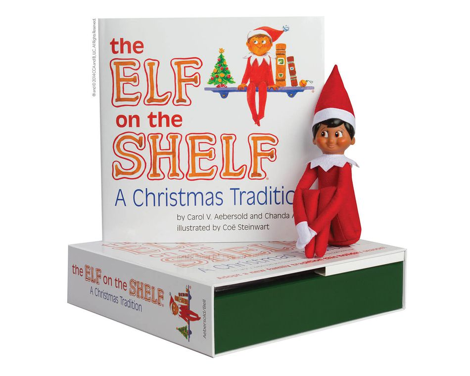 The Elf on the Shelf®, Boy Dark