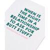 For A Friend Romantic Card