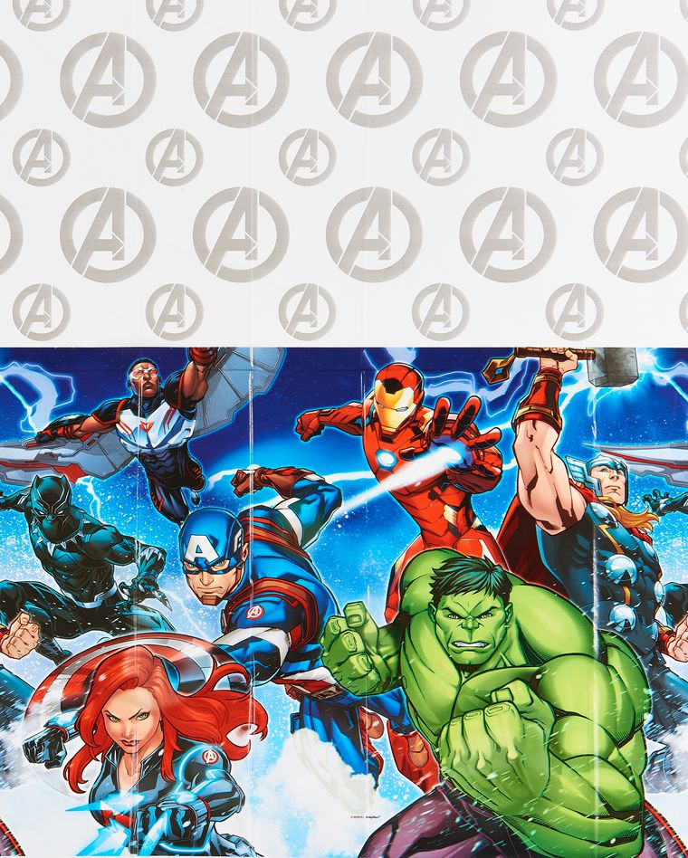 Avengers Epic Plastic Table Cover, 54