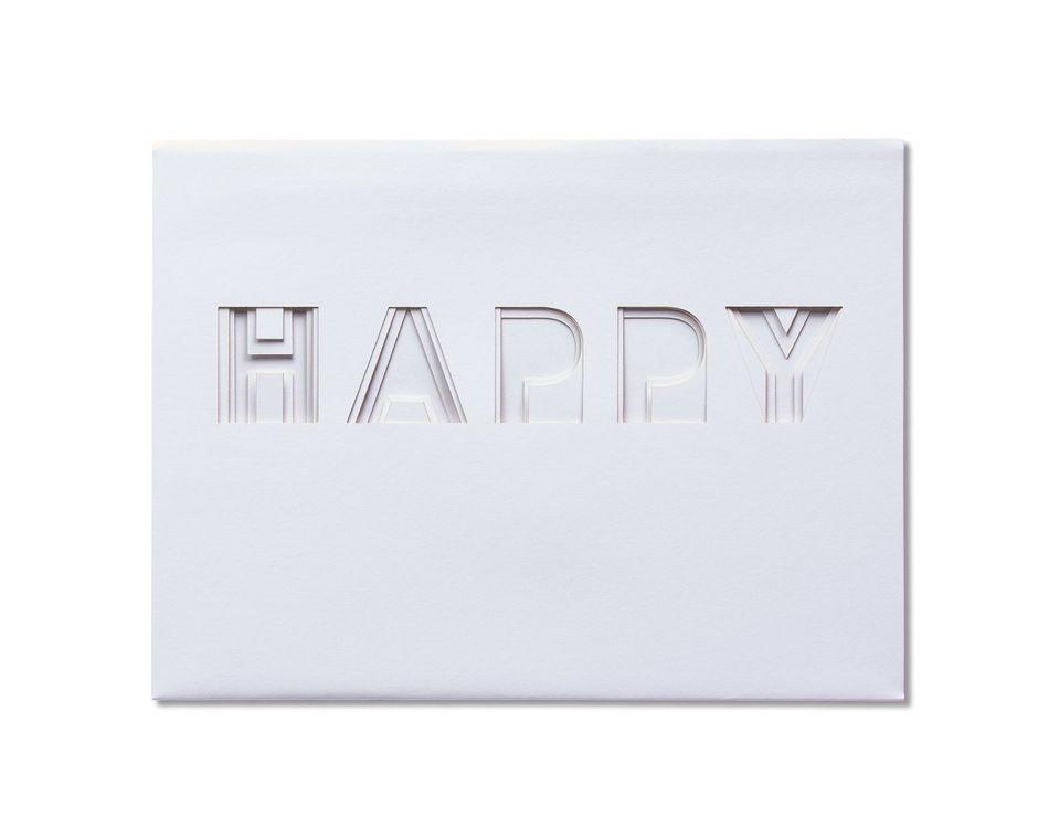All the Happy Birthday Card