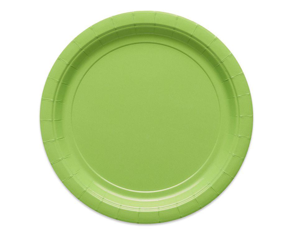 kiwi dinner paper plates 20 ct