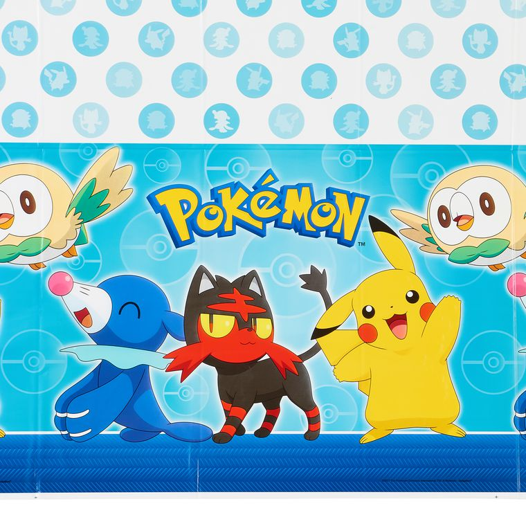 Pokémon Plastic Table Cover