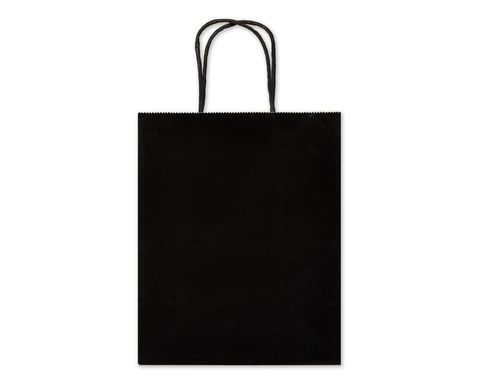 Small Black Gift Bag