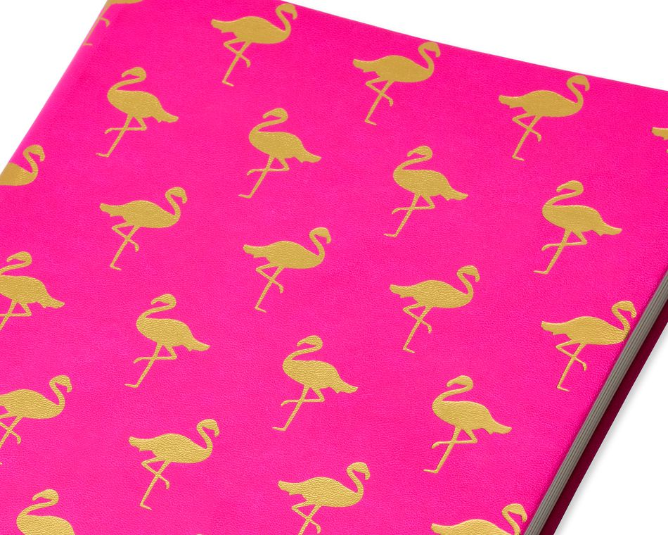 Eccolo Flamingos Style Journal