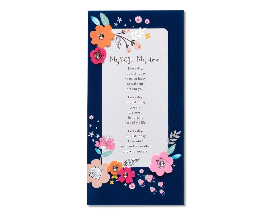 my love mother s day card for wife american greetings