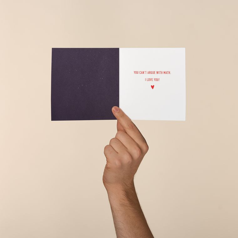 Best Friend Valentine's Day Card for Husband