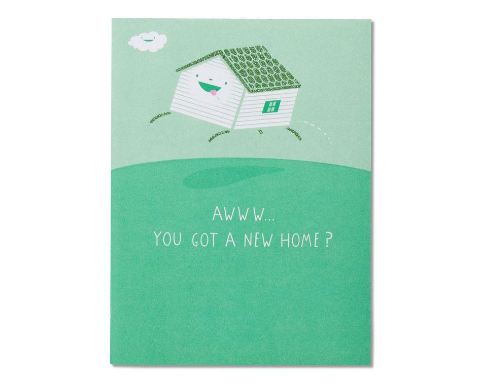 Homie New Home Congratulations Card