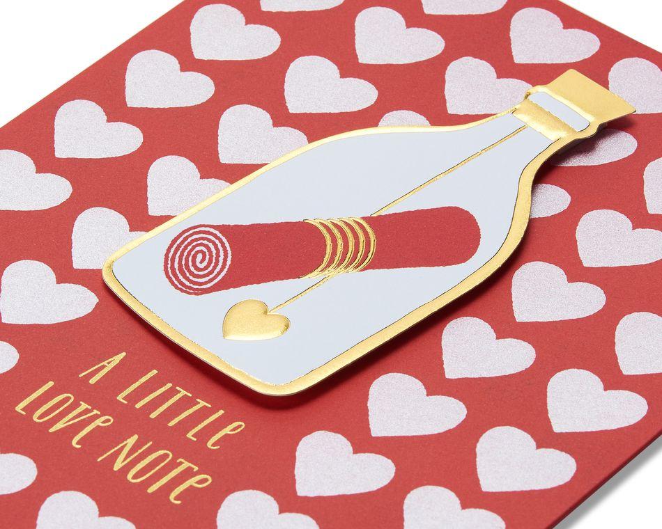 Love Note Valentine's Day Card