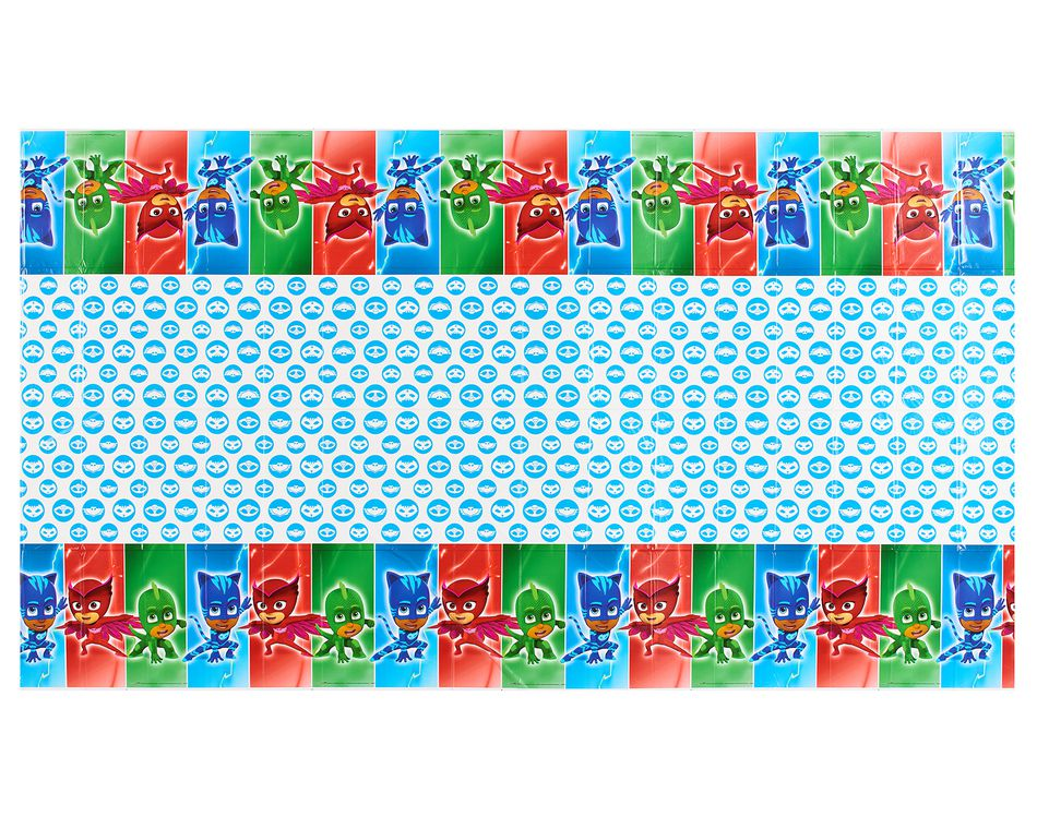 PJ Masks Plastic Table Cover