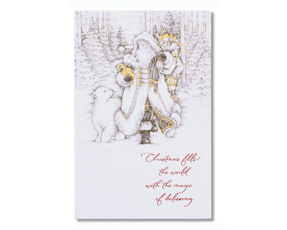 Magic of Believing Christmas Card