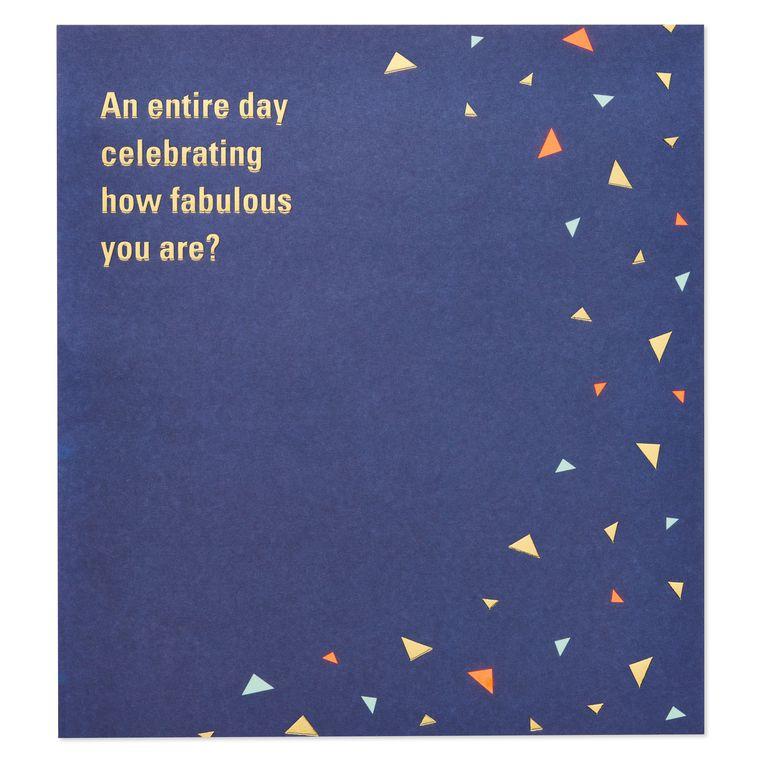 Fabulous Pop-Up Birthday Card