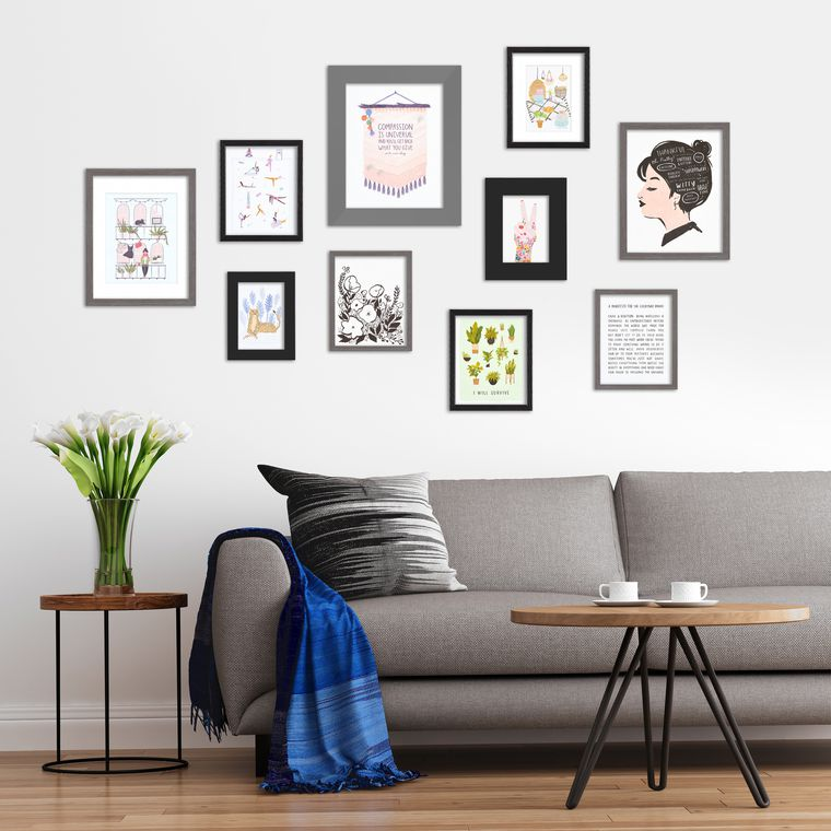 Cozy Room Frameable Art Print, 5 in. x 7 in.