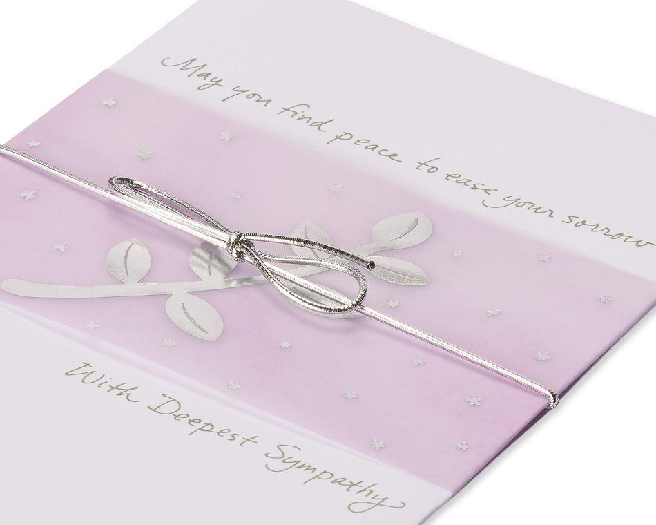 Gifts Sympathy Card