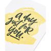 Day Just For You Birthday Card
