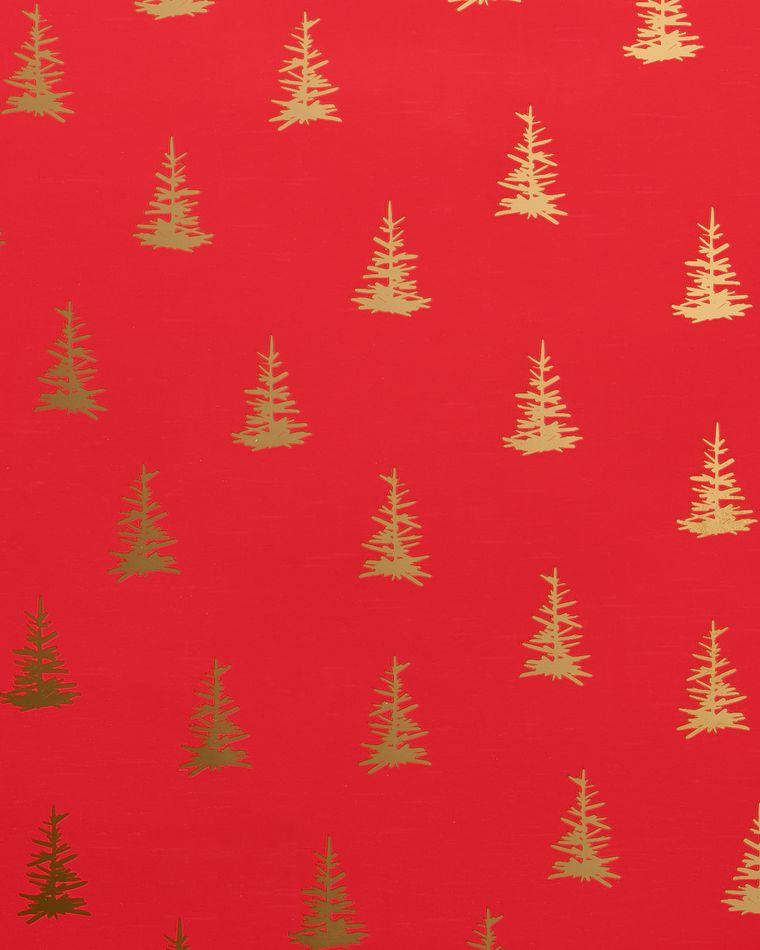 Joy Christmas Wrapping Paper Set, 3-Count