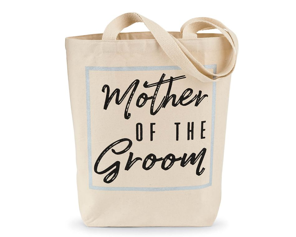 Mud Pie Mother of the Groom Tote Bag