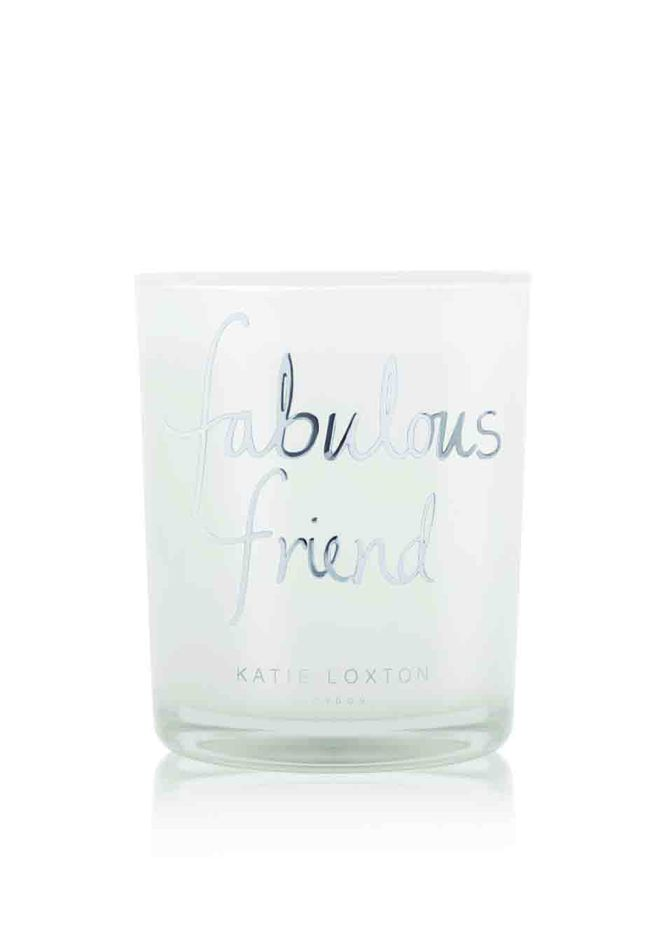 Katie Loxton Fabulous Friend Candle