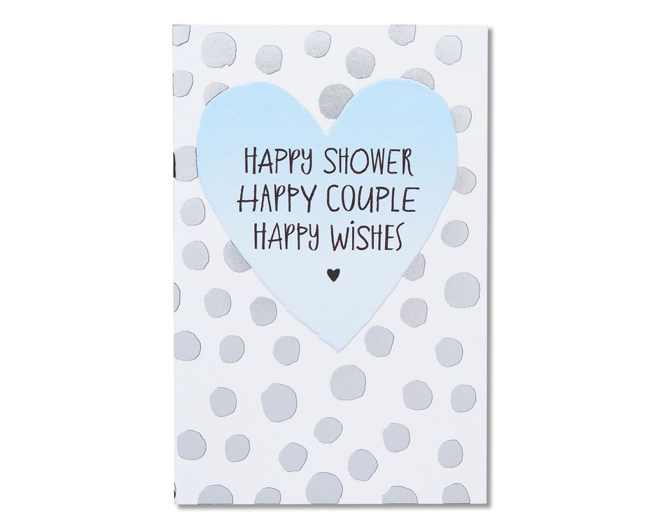 Hy Forever Bridal Shower Card