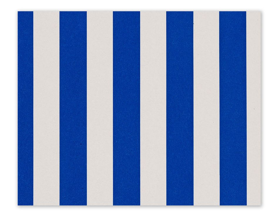 Blue and white stripes wrapping paper sheet american greetings blue and white stripes wrapping paper sheet m4hsunfo