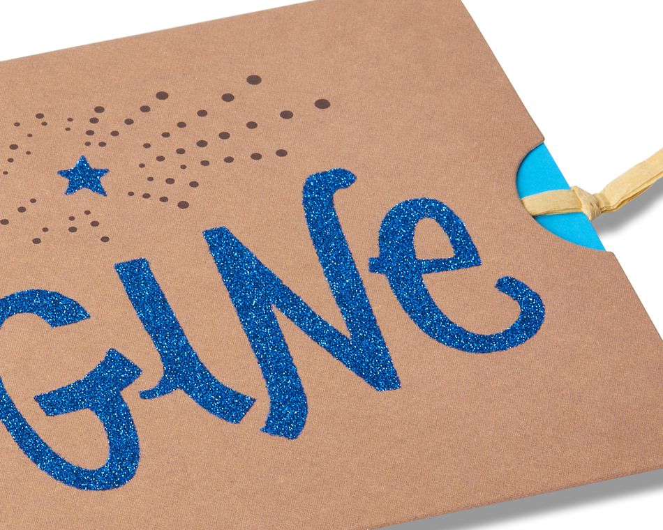 Imagine Graduation Card
