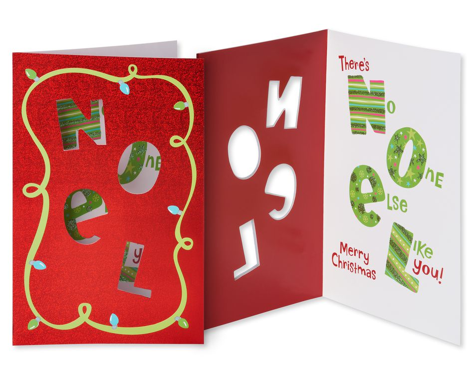 Christmas Card Bundle, 4-Count