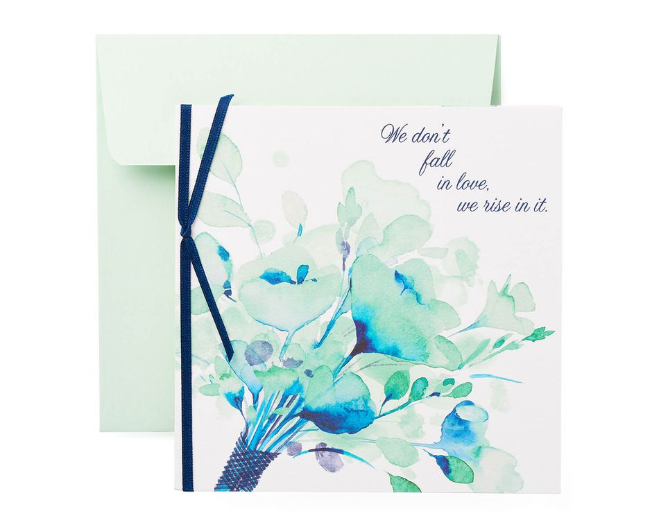 Rise In Love Card
