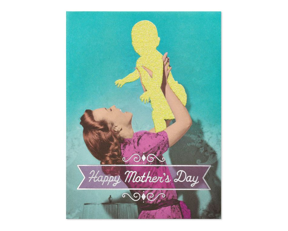 Psycho Mother's Day Card