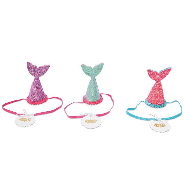 Mud Pie Pink Mermaid Tail Party Hat