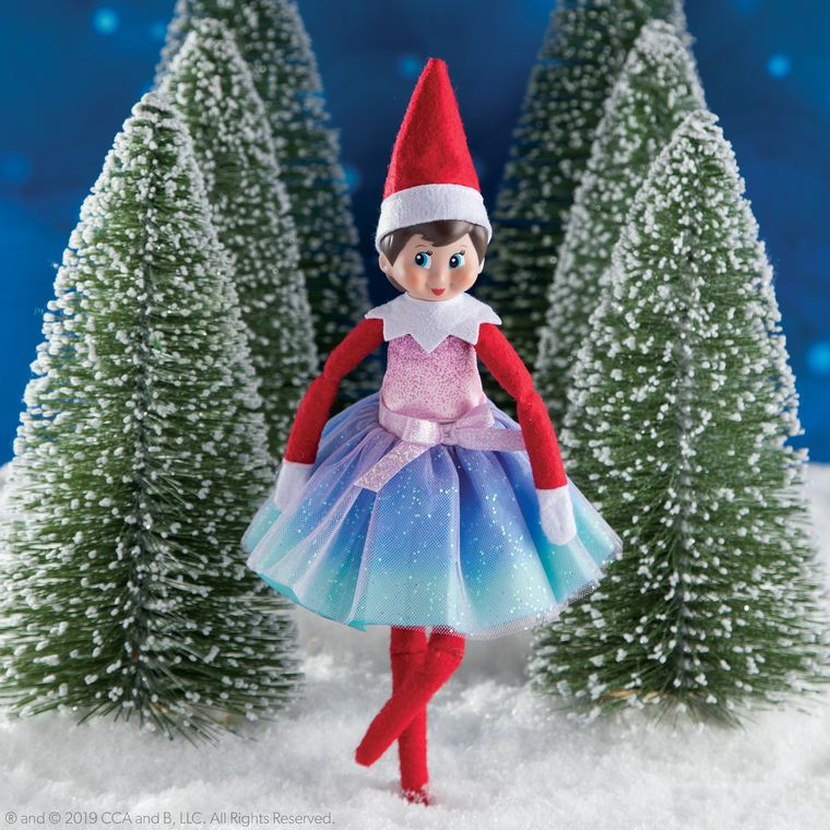The Elf on the Shelf® Claus Couture Polar Princess Dress