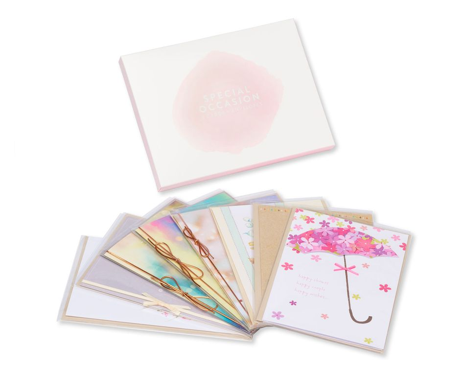 religious special occasions greeting card collection 8 count